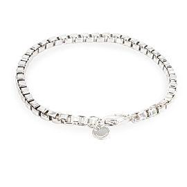 Tiffany & Co. Venetian Link Bracelet in Sterling Silver