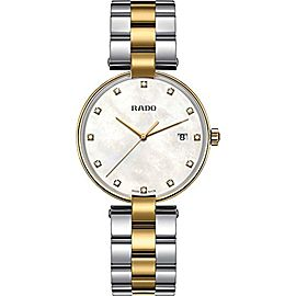 Rado Coupole 33mm Womens Watch