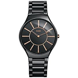 Rado Thinline R27741709 39mm Womens Watch
