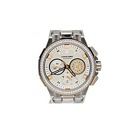Concord C2 UrbanGlaze 0320185 43mm Mens Watch