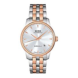 Mido Baroncelli M86009111 38mm Mens Watch