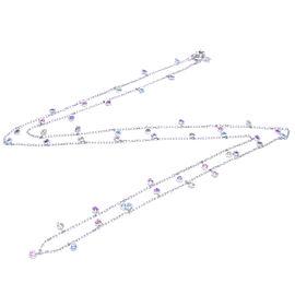 Piaget WG Magic Garden Multi Stone Necklace