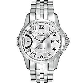 Bulova Accu-Swiss 65B172 Mens 43mm Watch