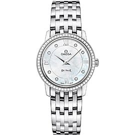 Omega DeVille 28mm Womens Watch