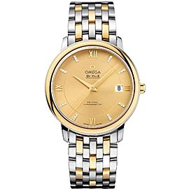 Omega De Ville Prestige 42420372058001 36.8mm Mens Watch