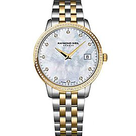 Raymond Weil Toccata 115 34mm Womens Watch
