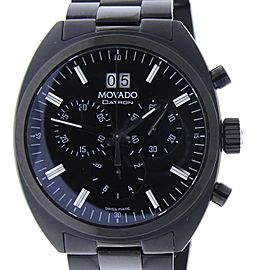 Movado Datron 0606535 40mm Mens Watch
