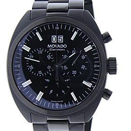 Movado Datron 0606535 40mm Mens Watch
