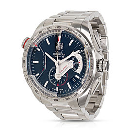 Tag Heuer Grand Carrera CAV5115 Men's Watch in Stainless Steel