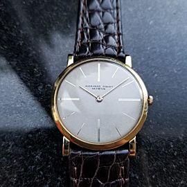 Audemars Piguet Dress Watch MS227 Vintage 31mm Mens Watch
