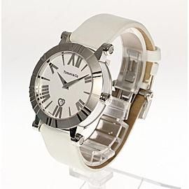 Tiffany & Co. Atlas Z1301.11.11A20A41A 36mm Womens Watch