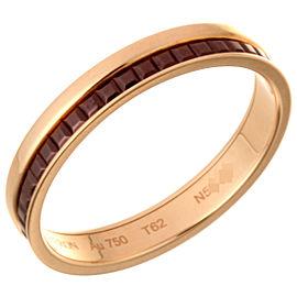Boucheron Rose Gold Ring Size 10