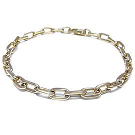 Cartier YG Spartacus Chain Bracelet