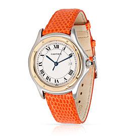 Cartier Cougar 187904 33mm Womens Watch