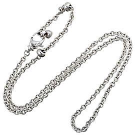 Bulgari WG Catene Chain Necklace
