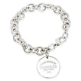 Tiffany & Co. Return to Tiffany Tag Bracelet in Sterling Silver