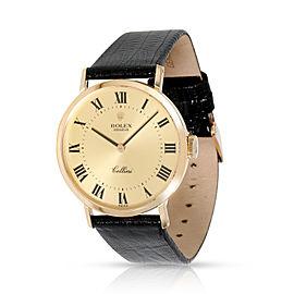 Rolex Cellini 82 32mm Mens Watch