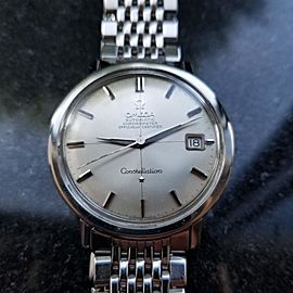 Omega Constellation Vintage 36mm Mens Watch