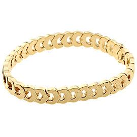 Cartier YG C De Cartier 2P Diamond Bracelet