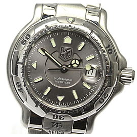 Tag Heuer 6000 Series WH1312- K1 29mm Womens Watch