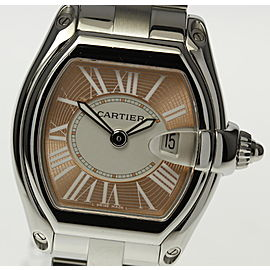 Cartier Roadster W62054V3 31mm Womens Watch