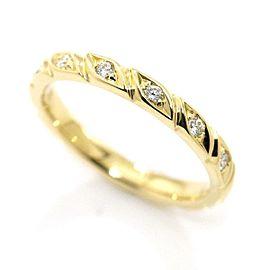 Chaumet 8P Diamond Ring Size 5.25