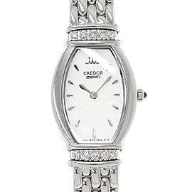 Seiko Credor 1E70.3D30 27mm Womens Watch