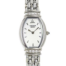 Seiko Credor 1E70.3D30 28mm Womens Watch