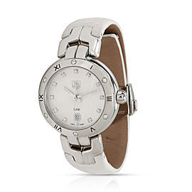 Tag Heuer Link WAT1413 Women's Watch in Stainless Steel