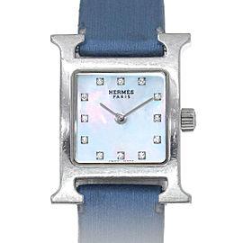 Hermes H Watch HH1.190 24.5mm Womens Watch