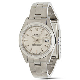 Rolex Date 69160 26mm Womens Watch