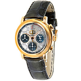 Maurice Lacroix Flyback Chronograph ML6178 Men's Watch in 18K Rose Gold