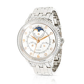 Maurice Lacroix Starside Eternal Moon SD6107-SD502-15E Unisex Watch in Stainles
