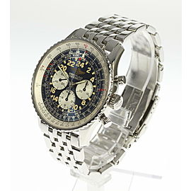 Breitling Navitimer Cosmonaut A12022 41mm Mens Watch
