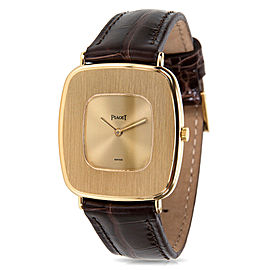 Piaget Dress 99121 Unisex Watch in 18K Yellow Gold