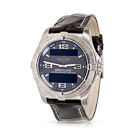 Breitling Aerospace E79362 Men's Watch in Titanium