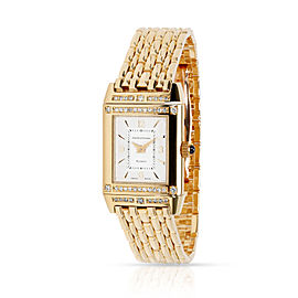 Jaeger-LeCoultre Reverso 265.1.86 Women's Watch in 18kt Yellow Gold