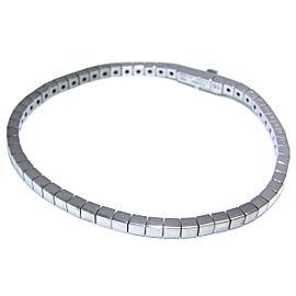 Cartier White Gold Lanieres Bracelet