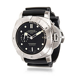 Panerai Submersible 1950 2500m PAM00364 Men's Watch in Titanium