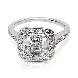 Tiffany & Co. Legacy Diamond Engagement Ring in Platinum (2.19 CTW)