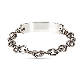 Tiffany & Co. Galaxy 1837 ID Bracelet in Sterling Silver & Titanium