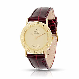 Corum Romulus 50101.56 Unisex Watch in Yellow Gold