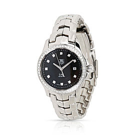 Tag Heuer Link WJF131A.BA0572 Women's Watch in Stainless Steel