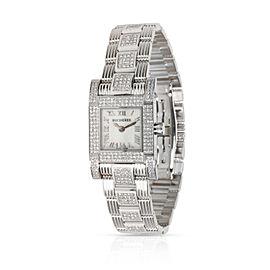 Bucherer Pathos 10505.02.75.32 Women's Watch in 18kt White Gold