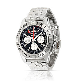 Breitling Chronomat 44 GMT AB0420B9/BB56 Men's Watch in Stainless Steel