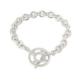 Tiffany & Co. Atlas Toggle Bracelet in Sterling Silver