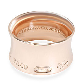Tiffany & Co. 1837 Wide Rubedo Ring