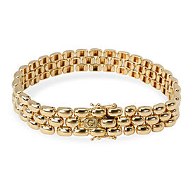 Chopard Vintage Gstaad Bracelet in 18K Yellow Gold