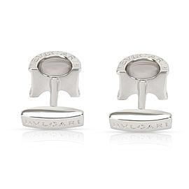 Bulgari B Zero 1 Cufflinks in Sterling Silver