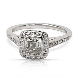 Tiffany & Co. Legacy Diamond Diamond Engagement Ring in Platinum H VS1 0.95 CTW